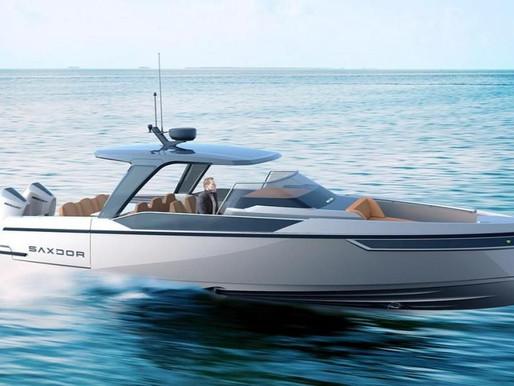 Prima occhiata al Saxdor 320 GTO: il nuovo yacht 10 metri più emozionante del 2021.