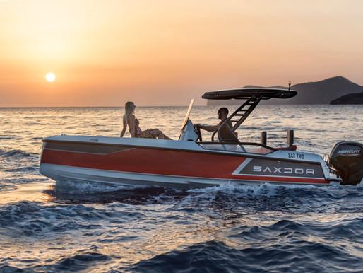 Motoscafi Saxdor, puro divertimento e stile da vendere