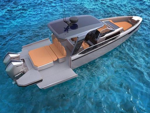 Saxdor 320 GTO: L'inizio di una nuova era degli yacht