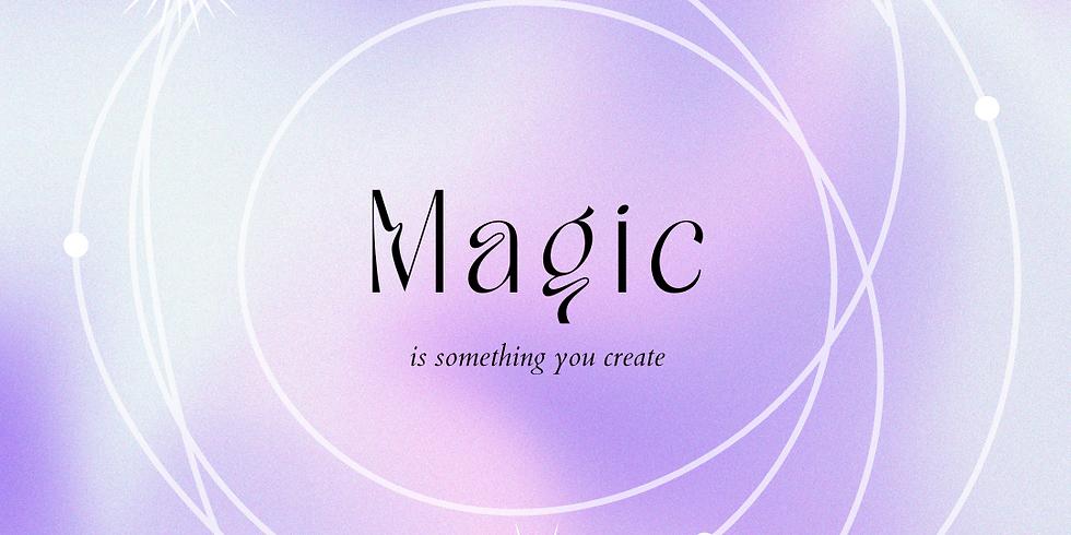 "Let Me Tell Ya! - ""Transforming Magic"""