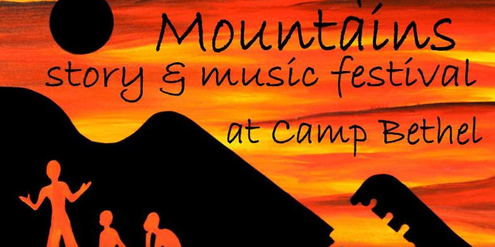 """Sounds of the Mountains """"At-Home"""" Festival"""
