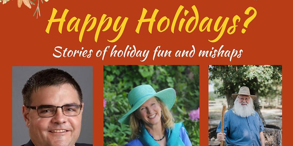 Tellabration! Happy Holidays?