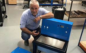 Hydratest equipment manufacturing