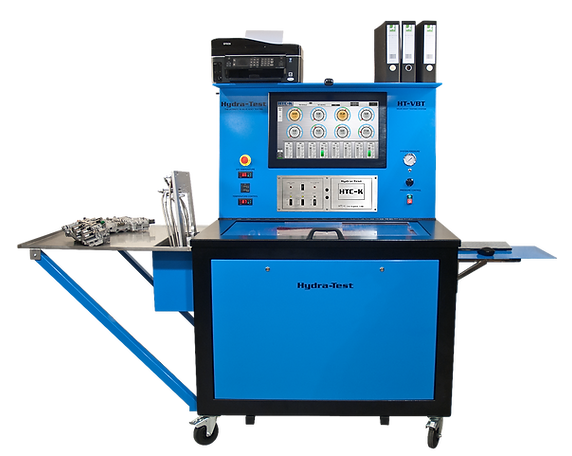 Hydratest valve body tester