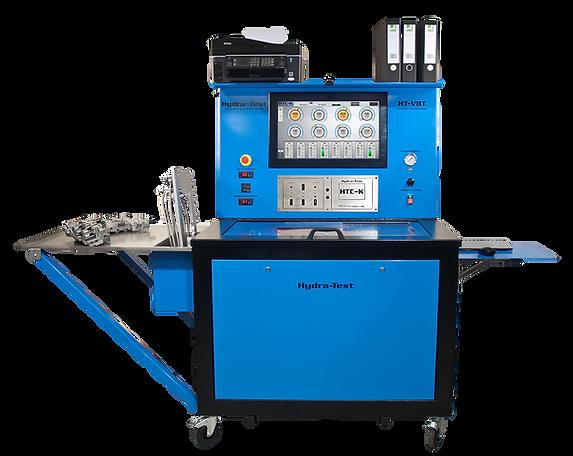 Hydratest valve body tester