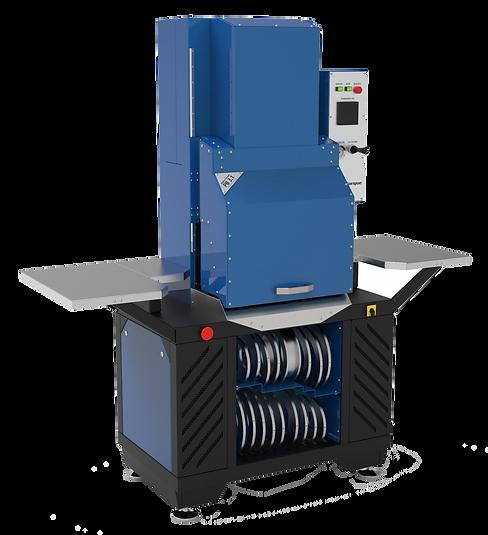 piston bonder for torque converters