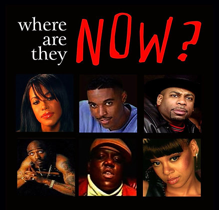 Where are they now? (Black)