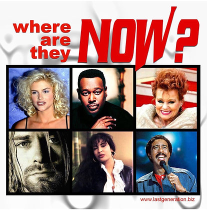 Where are they now? (White)