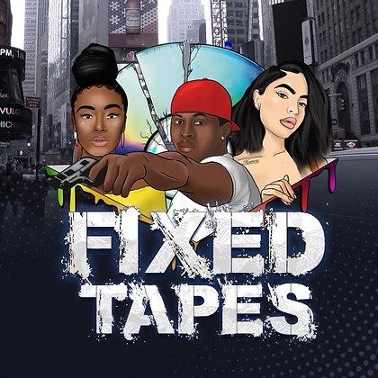 FixTapes - Volume 1 (USB)