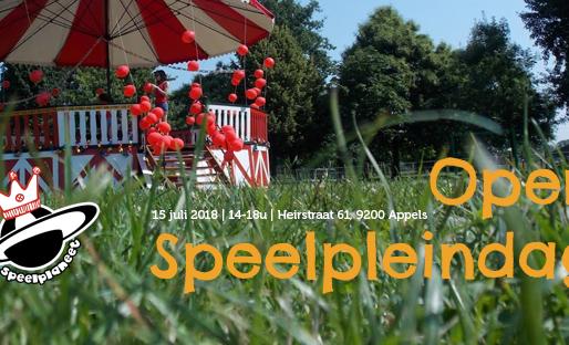 Open Speelpleindag 2018