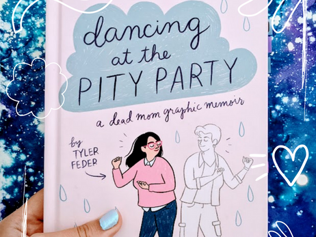 Dancing at the Pity Party – a grief companion that 'gets it'