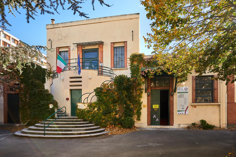 Istituto italiano di cultura - Marseille. Photo:Jeanchristophe Lett