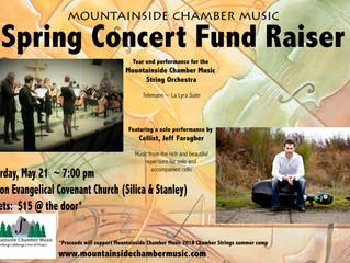 Fundraiser for Mountainside summer Program