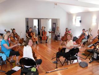 Cello Focus a success!