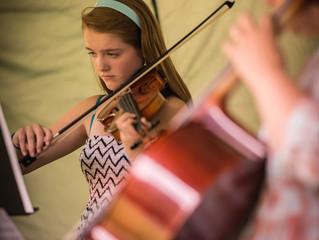 Deadline for Chamber Strings 1 Day Away