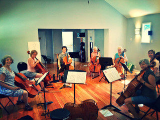CELLO FOCUS deadline June 7th!
