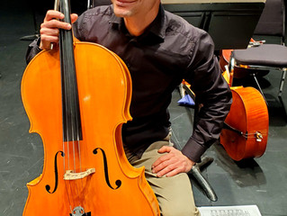Join us for Cello Focus (8/20-8/22) 2021