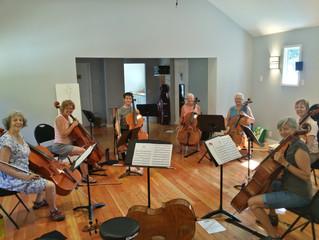 Cello Focus Deadline-Thursday