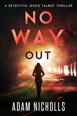 Cover - Jessie Talbot 0 - No Way Out (Eb