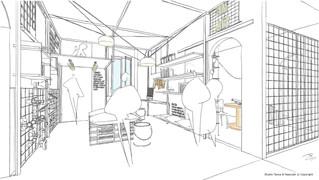 Al Cantiere il primo club per architetti progettato dal nostro studio