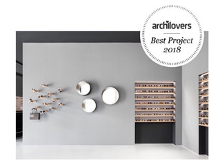 Archilovers best projects 2018