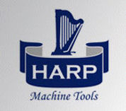 Harp Machine Tools Logo