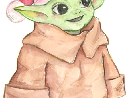 This post has baby Yoda gifs... does the rest of it even matter?