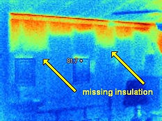 Infrared thermal imaging inspections