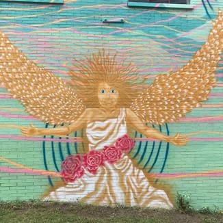 Healer Angel Elaina