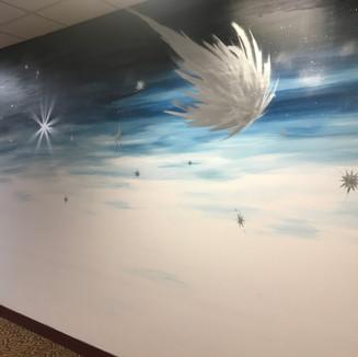 Akron Urban League - wall of thanks