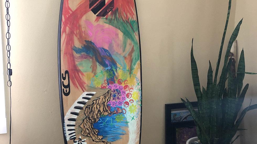 Surfboard Magica
