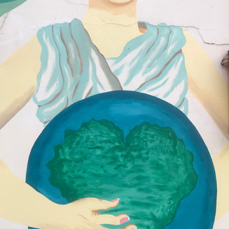 Mother Earth Foods Mural