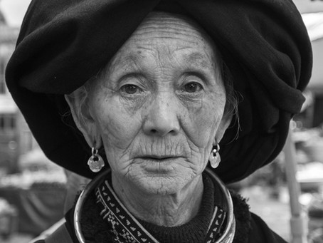 FACES OF THE WORLD – TAKE I