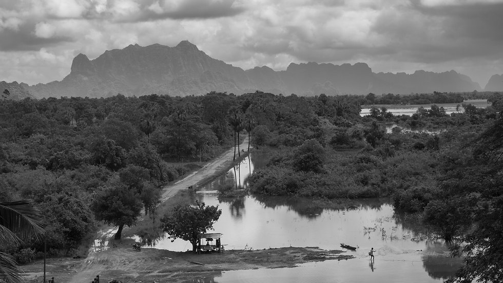 Hpa-An surroundings