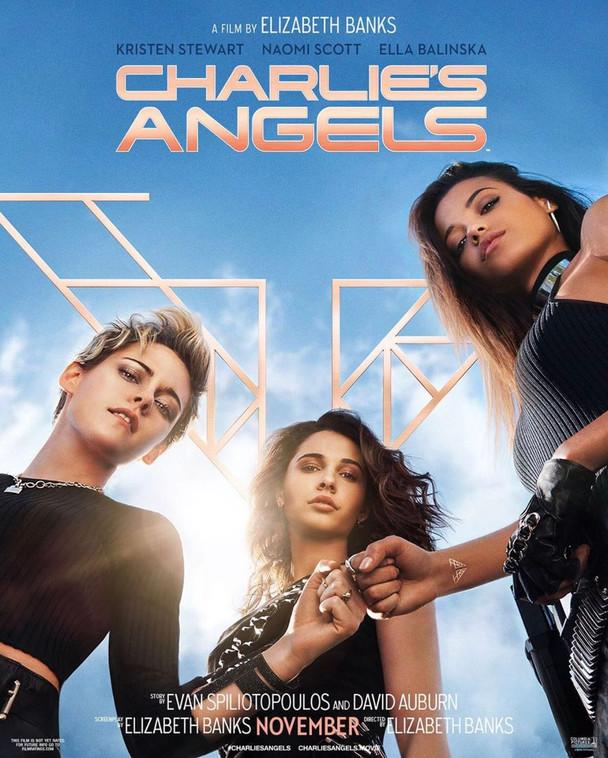 Primi Poster per Charlie's Angels