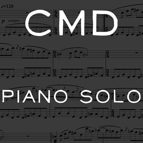 CMD -  Piano Solo