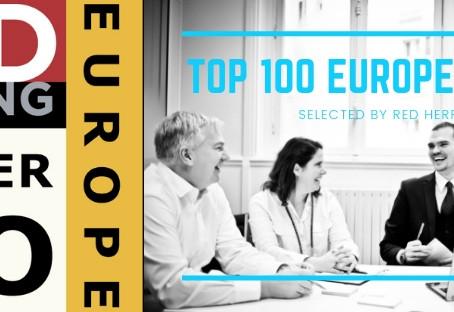 Press Release - CXB HUB SELECTED BY RED HERRING AS TOP 100 EUROPE WINNER
