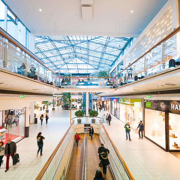 Centre commerciale