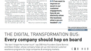 TRANSFORMATION REPORT - Engage Business Media - The Digital Transformation Bus