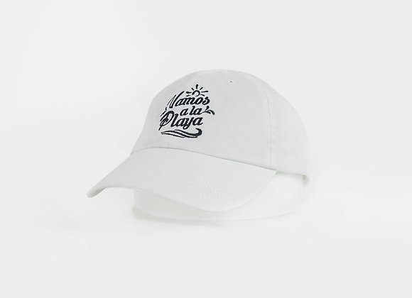 Vamos A La Playa White Hat