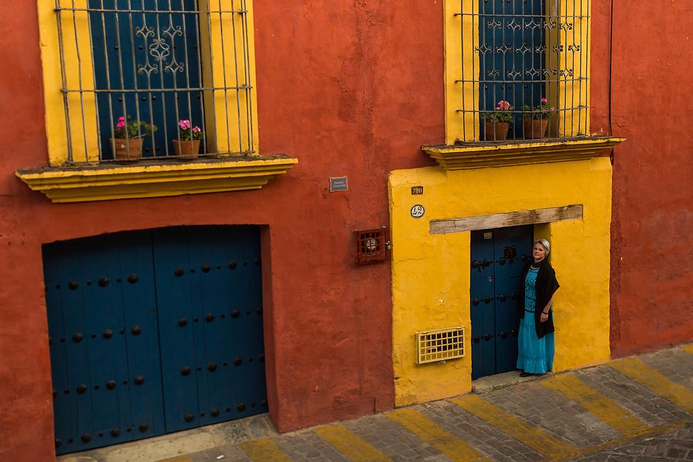 Colors of Oaxaca, Mexico