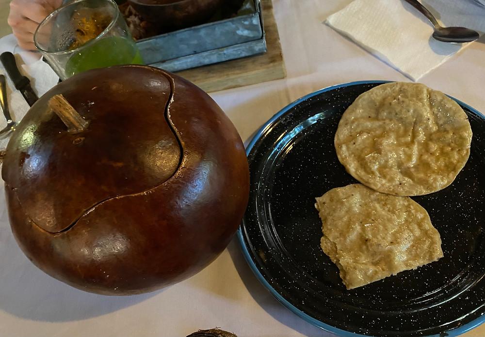Izamal. kinich. tortijos