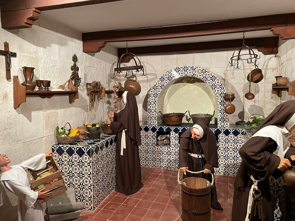 Chocolate history. Valladolid. Monks. Sugar