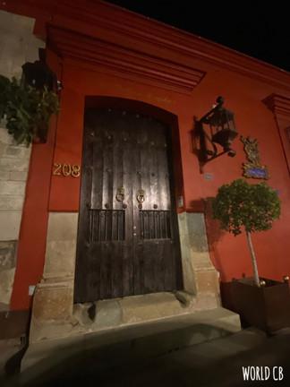 Oaxaca Doors