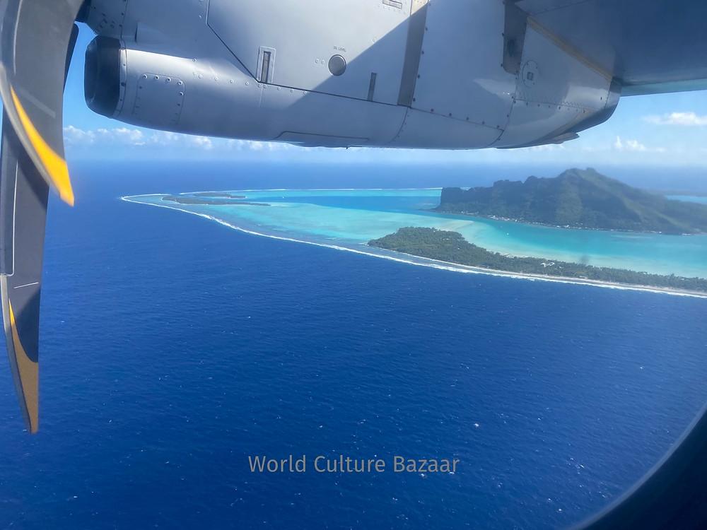 French Polynesia. Maupiti
