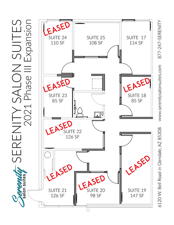 Serenity Salon Suites Phase III.png