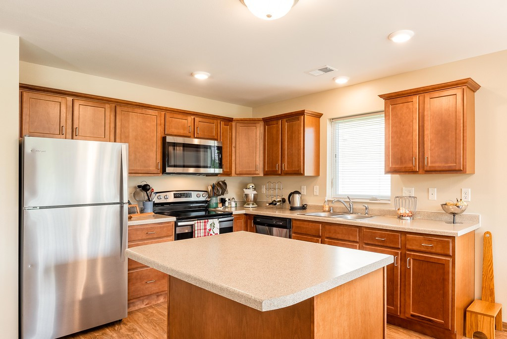 Patio Home Kitchen