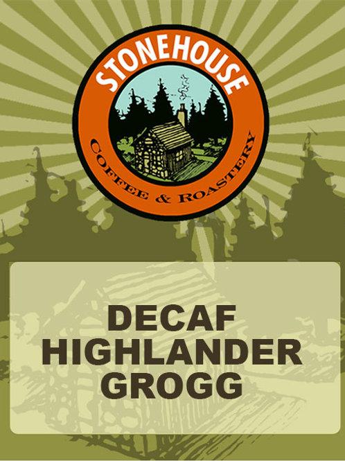 Decaf Highlander Grogg