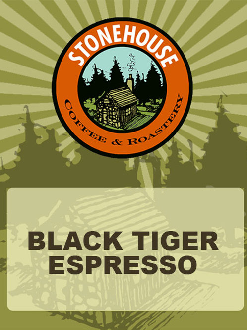 Black Tiger Espresso K-Cups