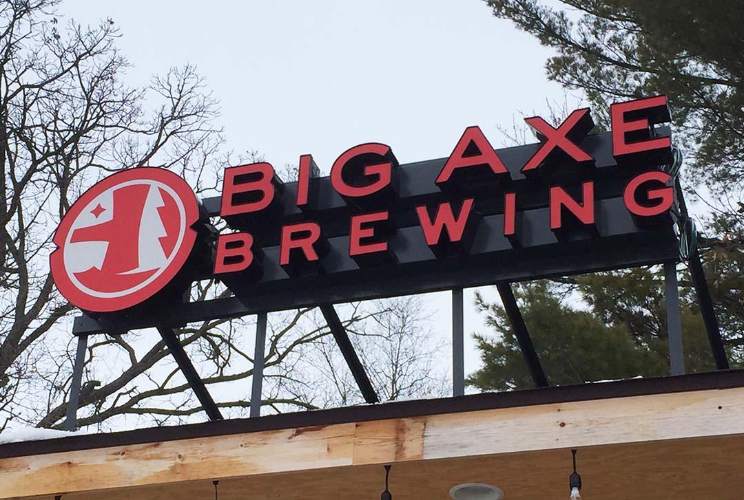 Big Axe Brewery